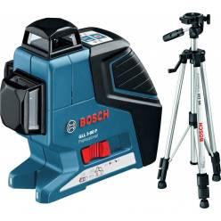 Лазерный нивелир BOSCH GLL3-80P + BT250